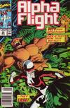 Cover for Alpha Flight (Marvel, 1983 series) #84