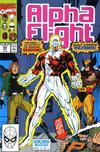Cover for Alpha Flight (Marvel, 1983 series) #89
