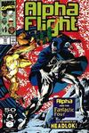 Cover for Alpha Flight (Marvel, 1983 series) #93