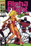 Cover for Alpha Flight (Marvel, 1983 series) #97