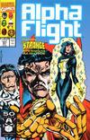 Cover for Alpha Flight (Marvel, 1983 series) #101
