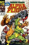 Cover for Alpha Flight (Marvel, 1983 series) #118