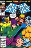 Cover for Alpha Flight (Marvel, 1983 series) #119