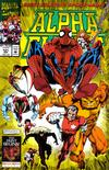 Cover for Alpha Flight (Marvel, 1983 series) #121