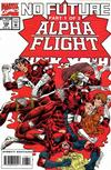 Cover for Alpha Flight (Marvel, 1983 series) #128
