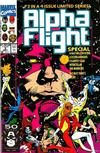 Cover Thumbnail for Alpha Flight Special (1991 series) #3 [Direct Sales Variant]