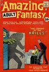 Cover for Amazing Adult Fantasy (Marvel, 1961 series) #8