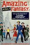 Cover for Amazing Adult Fantasy (Marvel, 1961 series) #12