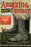 Cover for Amazing Adult Fantasy (Marvel, 1961 series) #14