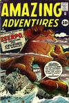 Cover for Amazing Adventures (Marvel, 1961 series) #6