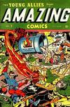 Cover for Amazing Comics (Marvel, 1944 series) #1