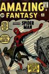 Cover Thumbnail for Amazing Fantasy (1962 series) #15 [Regular]