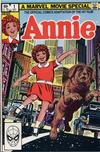 Cover for Annie (Marvel, 1982 series) #1 [Direct Edition]