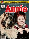 Cover for Annie Treasury Edition (Marvel, 1982 series) #1