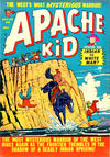 Cover for Apache Kid (Marvel, 1950 series) #5