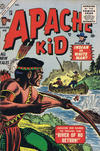 Cover for Apache Kid (Marvel, 1950 series) #18