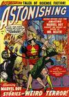 Cover for Astonishing (Marvel, 1951 series) #3