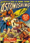 Cover for Astonishing (Marvel, 1951 series) #5