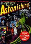 Cover for Astonishing (Marvel, 1951 series) #19