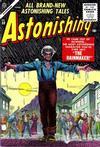 Cover for Astonishing (Marvel, 1951 series) #39