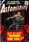 Cover for Astonishing (Marvel, 1951 series) #59