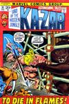 Cover for Astonishing Tales (Marvel, 1970 series) #10 [Regular Edition]