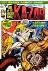 Cover for Astonishing Tales (Marvel, 1970 series) #11 [Regular Edition]
