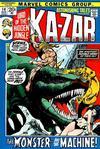 Cover for Astonishing Tales (Marvel, 1970 series) #14 [Regular Edition]