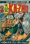 Cover for Astonishing Tales (Marvel, 1970 series) #18 [Regular Edition]