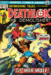 Cover for Astonishing Tales (Marvel, 1970 series) #27 [Regular Edition]