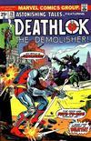 Cover for Astonishing Tales (Marvel, 1970 series) #28 [Regular Edition]