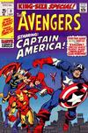 Cover for The Avengers Annual (Marvel, 1967 series) #3
