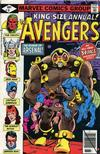 Cover for The Avengers Annual (Marvel, 1967 series) #9 [Direct]