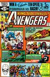 Cover for The Avengers Annual (Marvel, 1967 series) #10 [Direct]