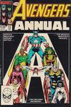 Cover for The Avengers Annual (Marvel, 1967 series) #12 [Direct]