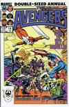 Cover for The Avengers Annual (Marvel, 1967 series) #14 [Direct]