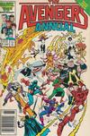 Cover for The Avengers Annual (Marvel, 1967 series) #15 [Newsstand]