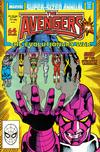 Cover for The Avengers Annual (Marvel, 1967 series) #17 [Direct]