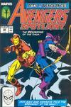 Cover for Avengers Spotlight (Marvel, 1989 series) #26 [Direct]