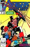 Cover for Avengers Spotlight (Marvel, 1989 series) #31 [Direct]