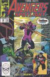 Cover for Avengers Spotlight (Marvel, 1989 series) #33