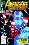 Cover for Avengers Spotlight (Marvel, 1989 series) #34