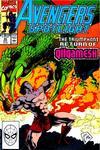 Cover for Avengers Spotlight (Marvel, 1989 series) #35
