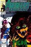 Cover for Avengers Spotlight (Marvel, 1989 series) #38