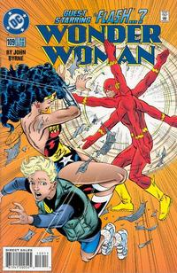 Cover for Wonder Woman (DC, 1987 series) #109