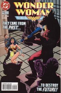 Cover Thumbnail for Wonder Woman (DC, 1987 series) #115