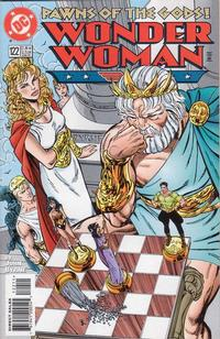 Cover for Wonder Woman (DC, 1987 series) #122 [Direct Edition]
