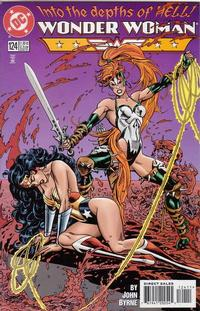 Cover Thumbnail for Wonder Woman (DC, 1987 series) #124 [Direct-Sales]