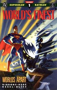 Cover Thumbnail for World's Finest (DC, 1990 series) #1