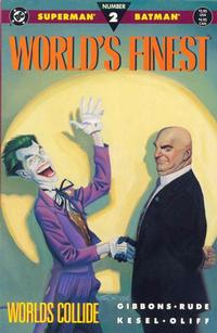 Cover Thumbnail for World's Finest (DC, 1990 series) #2
